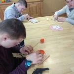Творческие занятия с мальчиками и девочками