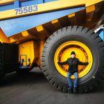 День открытых дверей на заводе БелАЗ