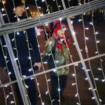 Прогулка про предновогоднему Минску