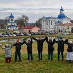 Поездка в Жировичи и Сынковичи