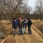 Прогулка на реке Ислочь