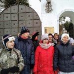 Женский монастырь в честь святой блаженной Ксении Петербуржской в деревне Барань