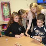 Проект «Детская книга» с волонтерским клубом «Доброе сердце»