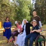 Утренняя прогулка на Минском море