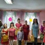 Международный женский день в доме-интернате