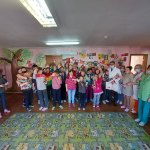 Детскому дому-интернату для детей-инвалидов с особенностями психофизического развития 50 лет
